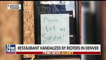 Denver ramen shop vandalized by rioters just before scheduled reopening