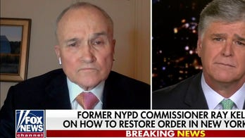 Ex-NYPD commissioner Kelly admits NYC may need National Guard 'if?this continues for a couple more?nights'