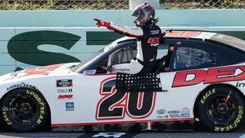 Burton wins Homestead-Miami NASCAR Xfinity Series race, Earnhardt finishes fifth