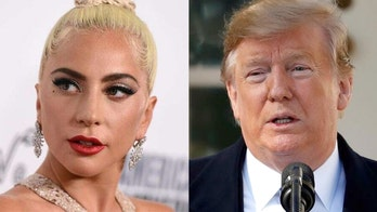 Lady Gaga calls President Trump a 'fool' and a 'racist'