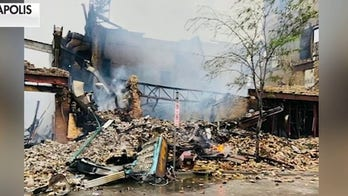 Historic Minneapolis restaurant burned down by rioters just days before reopening: 'It's really emotional'