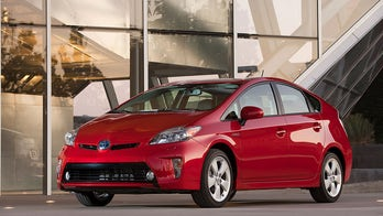 Toyota recalling 752,000 Prius cars for possible hybrid system failure