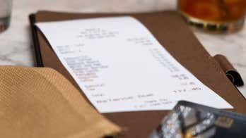 Florida waitress writes uplifting 'Black Lives Matter' note on couple's receipt, pays bill