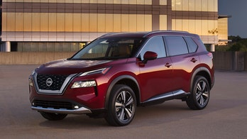 2021 Nissan Rogue introduced with new look, speed-limiting tech