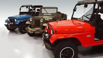 Jeep wins copycat case against Indian automaker Mahindra