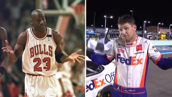 Here's why Denny Hamlin 'shrugged off' Miami NASCAR win like Michael Jordan