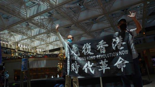 Hong Kong blocks Tiananmen Square crackdown anniversary vigil, citing coronavirus fears
