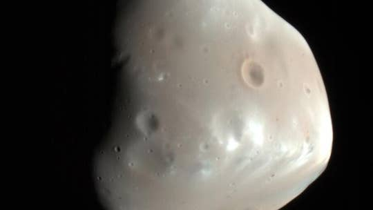 Mars may have been a ringed planet in its ancient past, study suggests