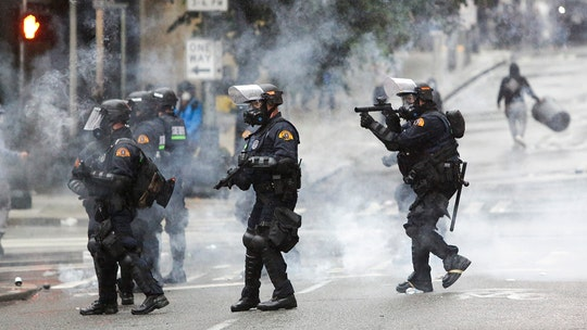 Seattle bans tear gas for 30 days amid George Floyd protests