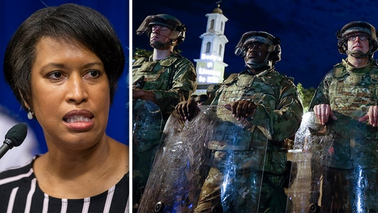 Pete Hegseth blasts DC mayor, says National Guard prevented desecration of monuments