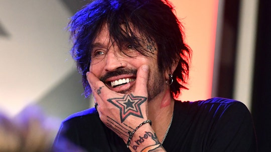 Tommy Lee opens up about why he doesn't give his sons relationship advice: 'Lessons are self-learned'
