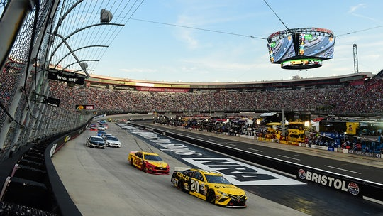 NASCAR All-Star race could have 30,000 fans at Bristol Motor Speedway