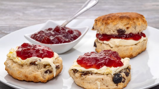 Royal eats: Royal Pastry Chefs share fruit scone recipe served at Buckingham Palace