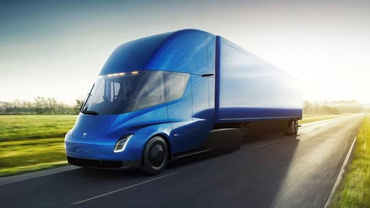 Elon Musk accelerates Tesla Semi production plans following rival Nikola's strong IPO