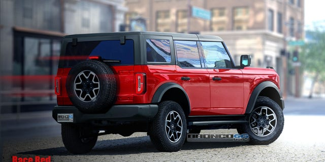 Here U0026 39 S When The 2021 Ford Bronco Will Be Officially