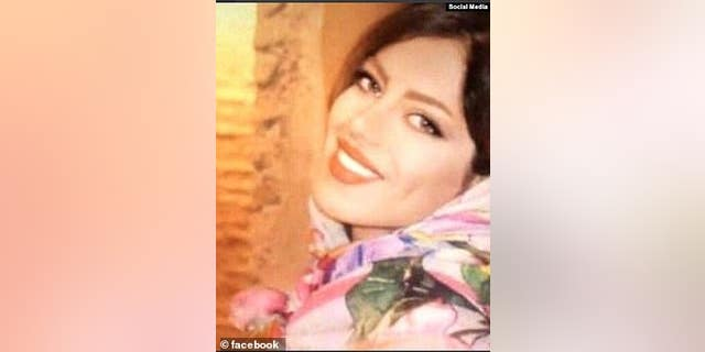 n June 17, Reyhaneh Ameri, 22, was slain by her father in the city of Kerman – belted over the head with an iron pole and left to bleed to death.