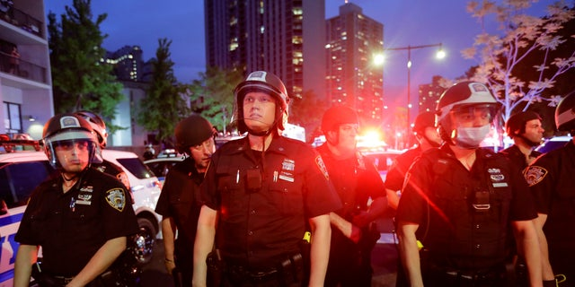 2 NYPD cops shot, another stabbed during confrontation, unclear if related to unrest