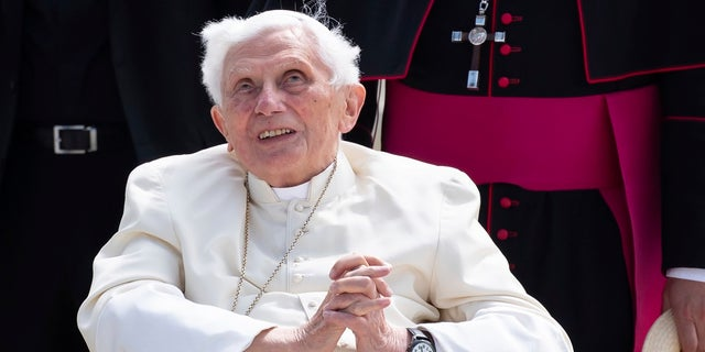 Westlake Legal Group AP20174372342304 Pope Emeritus Benedict returns to Vatican after visiting ill brother in Germany, officials say Louis Casiano fox-news/world/world-regions/italy fox-news/world/world-regions/germany fox-news/world/religion/vatican fox-news/us/religion/roman-catholic fox-news/person/pope-francis fox news fnc/faith-values fnc article 0dd70141-6a61-5e84-8fc6-742f8a8196a0