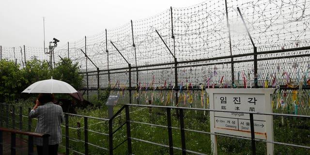 Westlake Legal Group AP20176112583024 Kim Jong Un suspends planned military retaliation against South Korea fox-news/world/world-regions/south-korea fox-news/world/world-regions/asia fox-news/world/conflicts/north-korea fox-news/world/conflicts fox-news/person/kim-jong-un fnc/world fnc Associated Press article 52a0d429-5147-54ab-b68a-c4b551c0a494