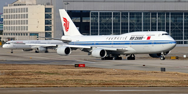 China's aviation authority to allow more foreign flights after United States ban