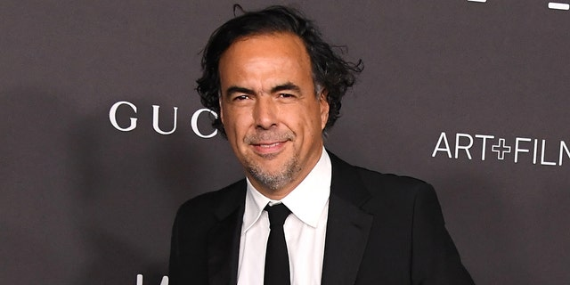 Alejandro González Iñárritu spoke during a video call announcing a new fund for out-of-work film employees.