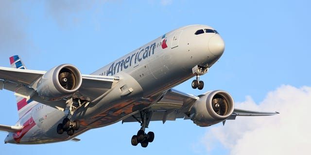 """In a statement obtained by Fox News, a spokesperson for American Airlines said, """"Since April, we have capped the number of customers on each aircraft – both mainline and regional aircraft – to 85 percent of capacity."""""""