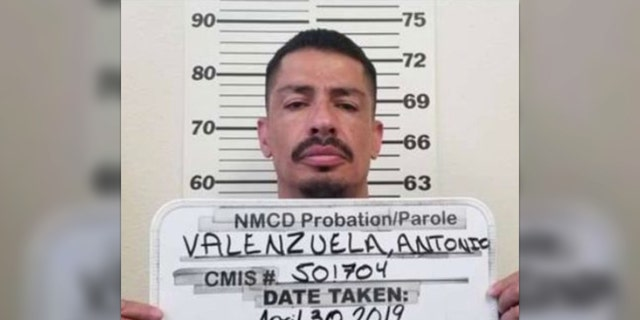 Antonio Valenzuela, 40, died during a traffic stop in Las Cruces, N.M., after an officer placed him in neck restraint, prosecutors said. Officer Christopher Smelser has been charged with manslaughter.