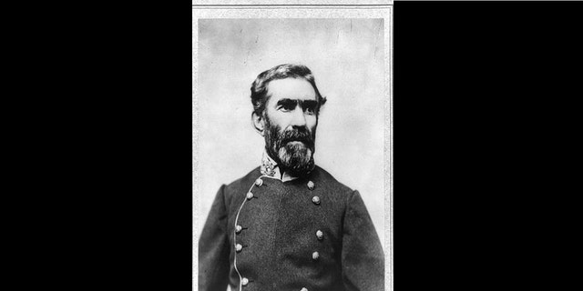 A photo of Confederate Gen. Braxton Bragg. (Library of Congress)
