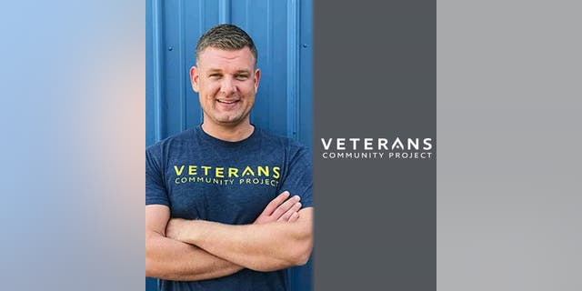Marine veteran Bryan Meyer is the CEO and co-founder of Veterans Community Project.