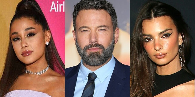 Ariana Grande, Ben Affleck and Emily Ratajkowski are just some of the stars who came out to protest the death of George Floyd.