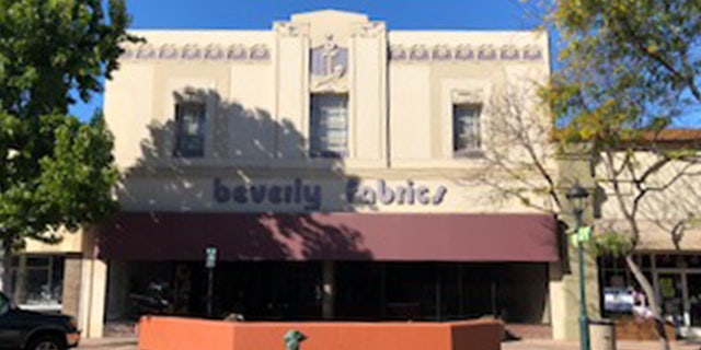 New Harvest Christian Fellowship purchased the Beverly Fabrics building in downtown Salinas but was not able to host worship services due to city zoning regulations.