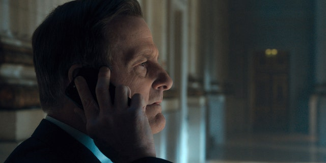 Jeff Daniels as James Comey in 'The Comey Rule.'