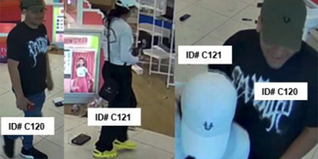 Persons of interest at an Ulta Cosmetics store on South Pulaski Road, May 31, 2020. (Courtesy: ATF)