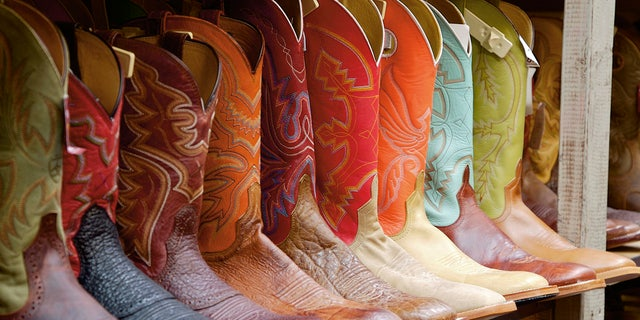 "Cowboy boots were among the ""iconic"" styles listed by survey respondents, many of whom admitted to keeping a couple of the items stashed away in their closets."