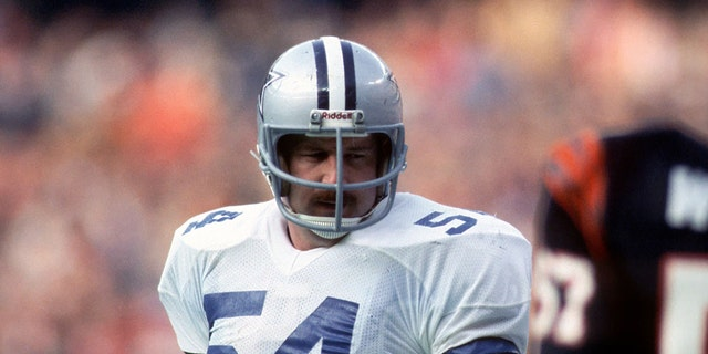 Randy White is among the greatest Cowboys players of all-time. (Photo by George Gojkovich/Getty Images)