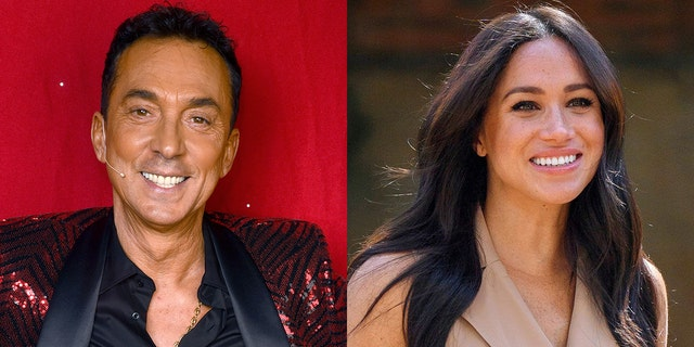 Bruno Tonioli hopes to convince Meghan Markle to be on 'Dancing with the Stars.'