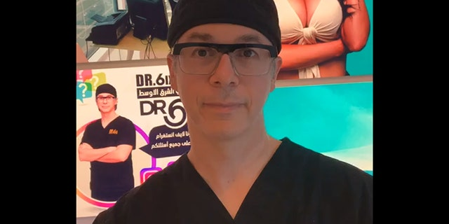 """Dr. Martin Jugenburg, who goes by """"Dr. 6ix,"""" operates a two-story plastic surgery clinic at the Royal York Hotel."""