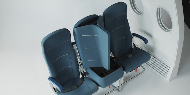 Transportation technology company, Universal Movement, along with aerospace manufacturer聽Safran, has revealed a new configuration for the middle seat.