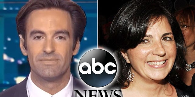 News anchor Elex Michaelson said ABC News executive Barbara Fedida once told him the Disney-owned network couldn't hire a white man