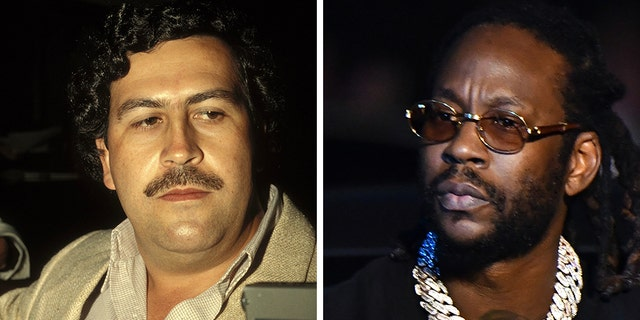 Escobar Inc., which is the conglomerate representing the family of the deceased Pablo Escobar, alleged in a complaint filing that 2 Chainz – whose real name is Tauheed Epps – used Escobar's name and likeness without their permission for two Atlanta eateries.