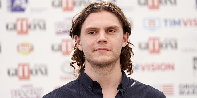 Evan Peters attends Giffoni Film Festival 2019 on July 23, 2019, in Giffoni Valle Piana, Italy. (Photo by Vittorio Zunino Celotto/Getty Images for Giffoni)