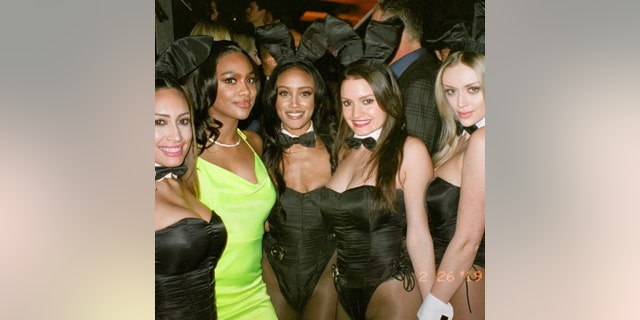 Danielle Lupo says Playboy celebrates women from all different walks of life.