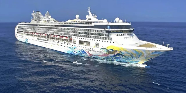 Dream Cruises' Explorer Dream ship, pictured, will resume operations in Taiwan in July.