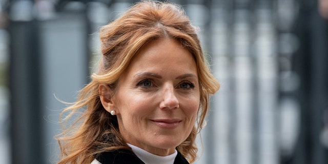 Geri Horner attends the Commonwealth Day Service 2020 at Westminster Abbey
