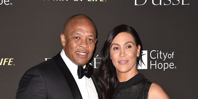 Dr. Dre's Wife Reportedly Files for Divorce
