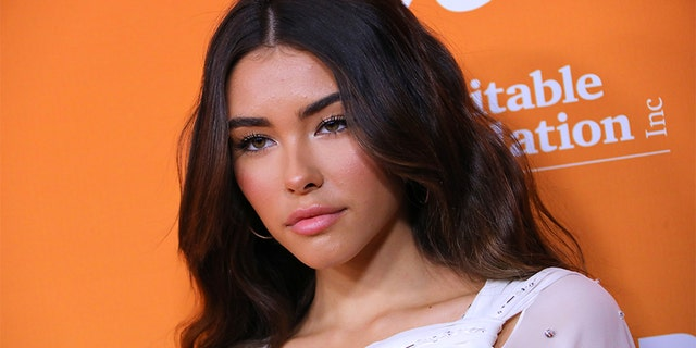 Madison Beer attends the 2019 TrevorLive Los Angeles Gala at The Beverly Hilton Hotel on November 17, 2019, in Beverly Hills, California.
