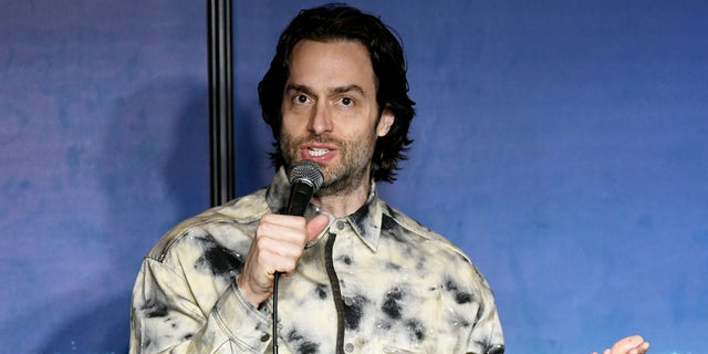 Comedian Chris D'Elia performs during his appearance at The Ice House Comedy Club on February 07, 2020, in Pasadena, Calif.