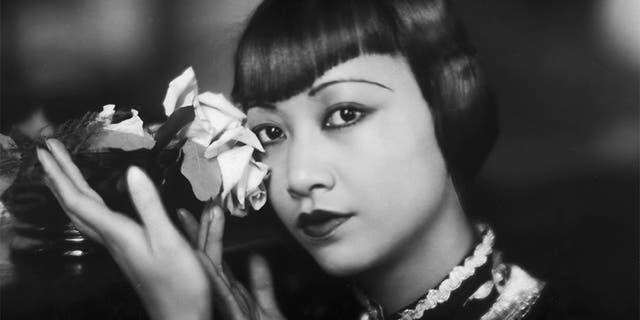 Anna May Wong, circa 1935.