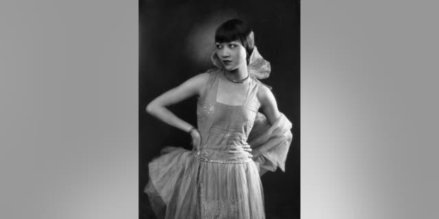 Anna May Wong, circa 1928