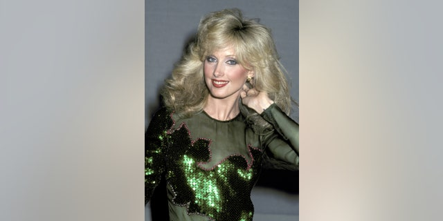 Morgan Fairchild in 1988.聽